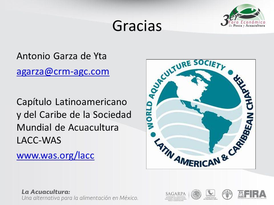 Gracias Antonio Garza de Yta agarza@crm-agc.com
