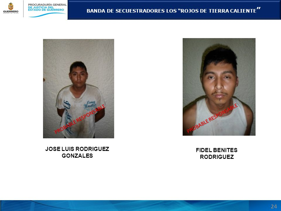 JOSE LUIS RODRIGUEZ GONZALES FIDEL BENITES RODRIGUEZ