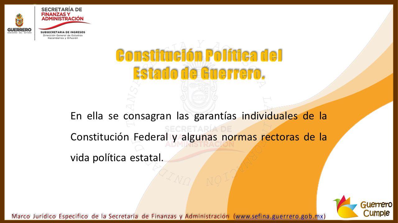 Constitución Política del