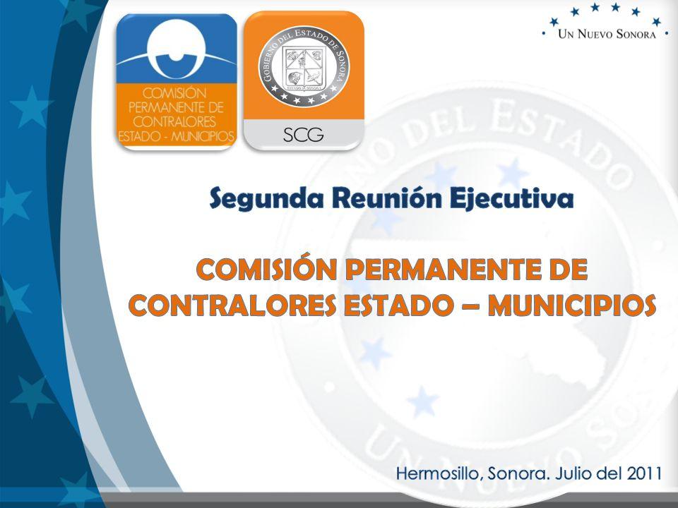 Segunda Reunión Ejecutiva COMISIÓN PERMANENTE DE