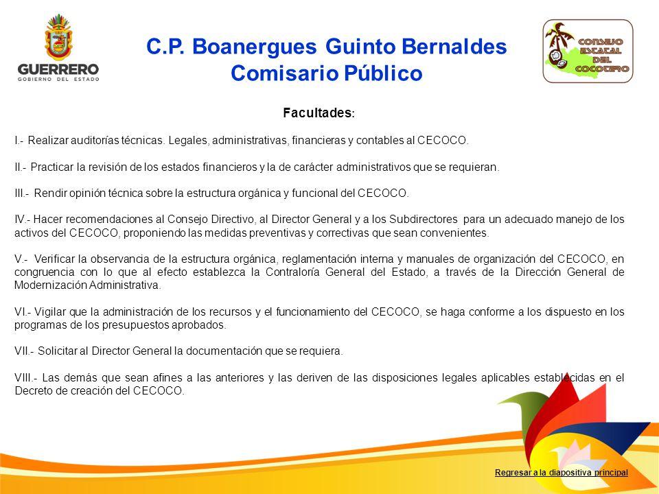 C.P. Boanergues Guinto Bernaldes