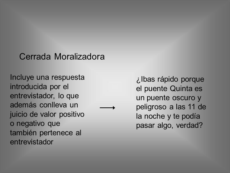 Cerrada Moralizadora