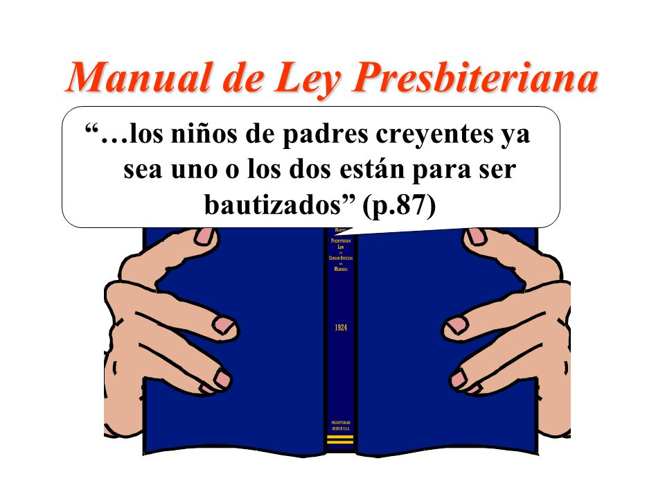 Manual de Ley Presbiteriana