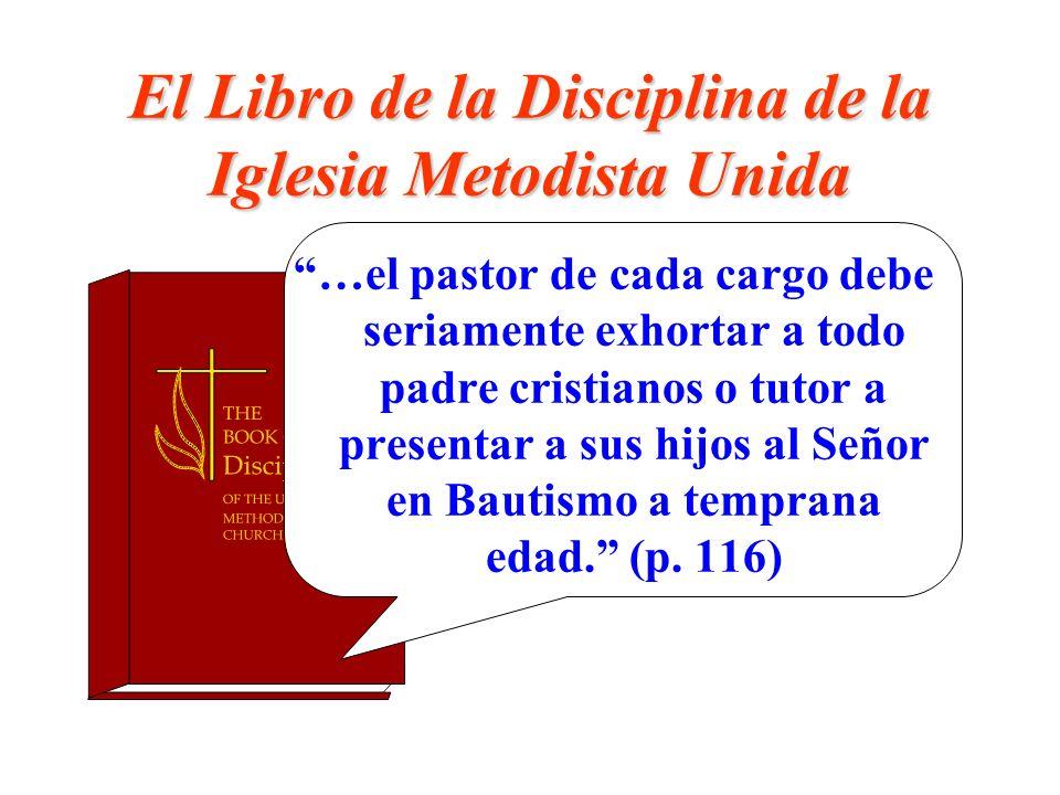El Libro de la Disciplina de la Iglesia Metodista Unida