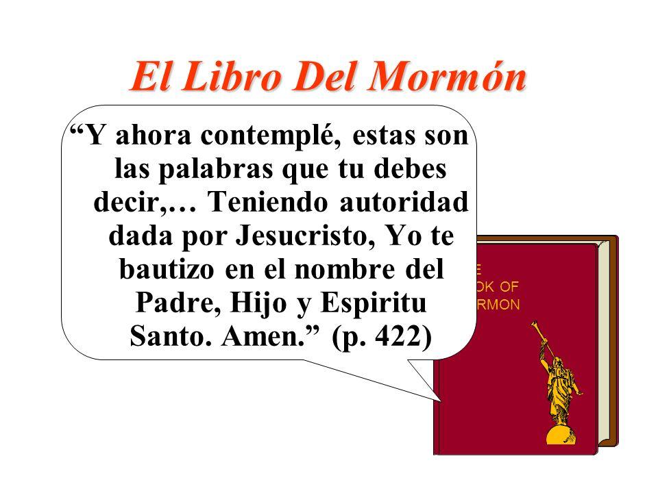 El Libro Del Mormón