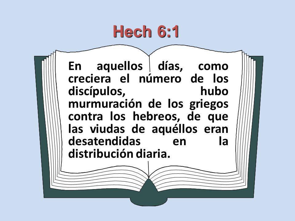 Hech 6:1