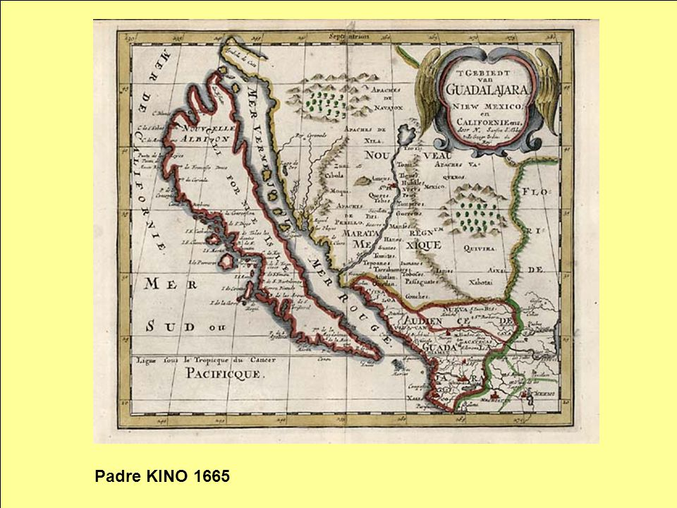 Padre KINO 1665