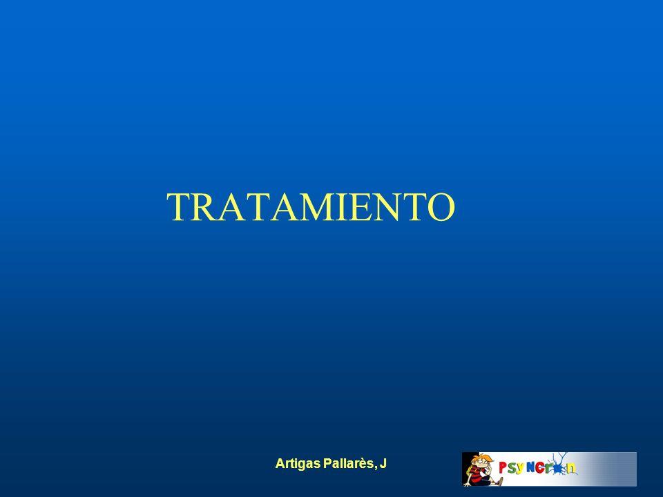TRATAMIENTO Artigas Pallarès, J
