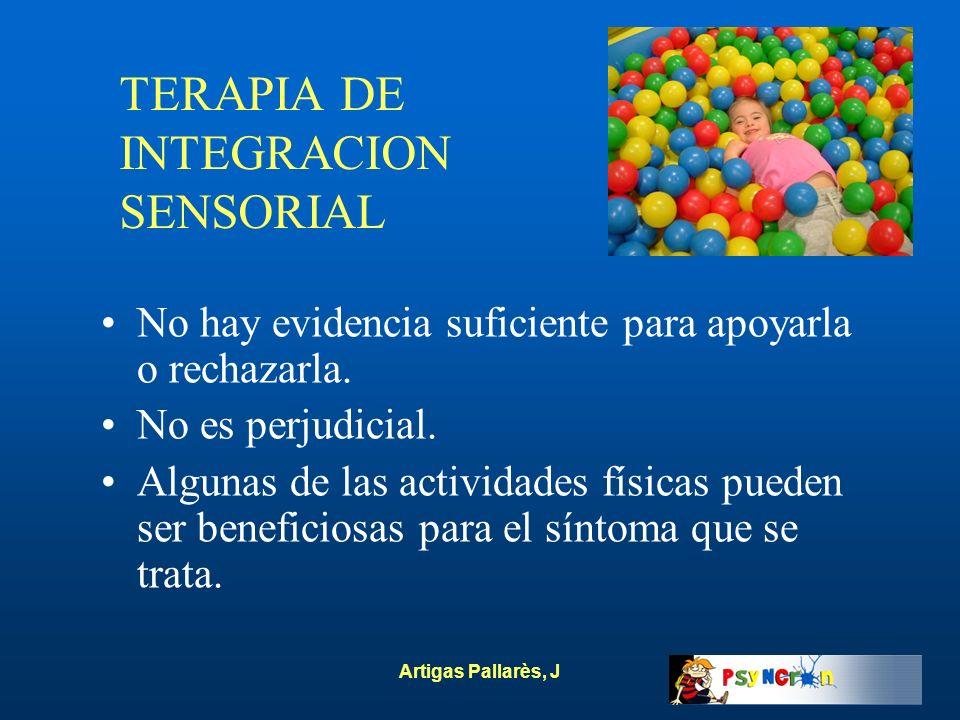 TERAPIA DE INTEGRACION SENSORIAL