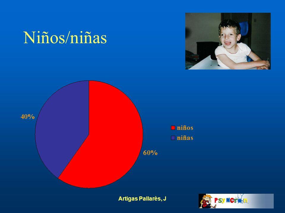 Niños/niñas Artigas Pallarès, J