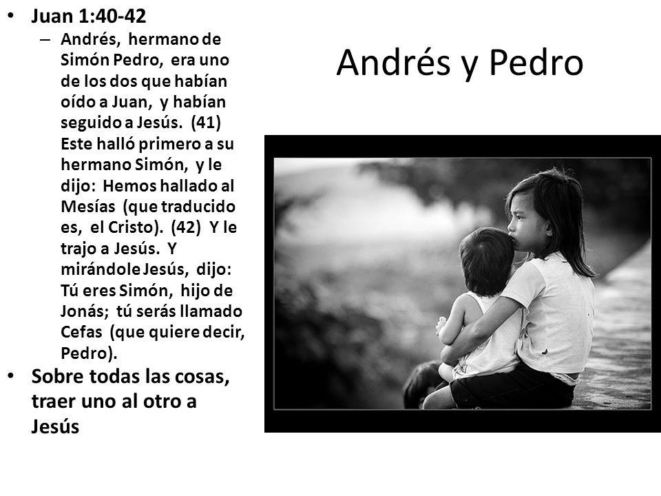Juan 1:40-42