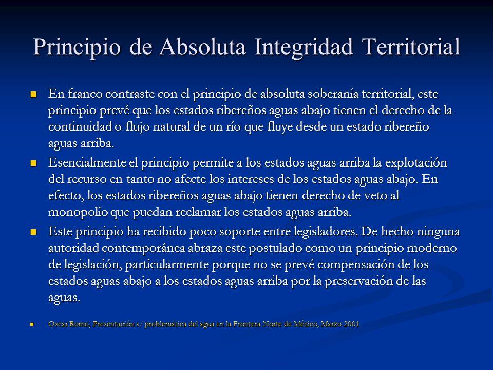 Principio de Absoluta Integridad Territorial