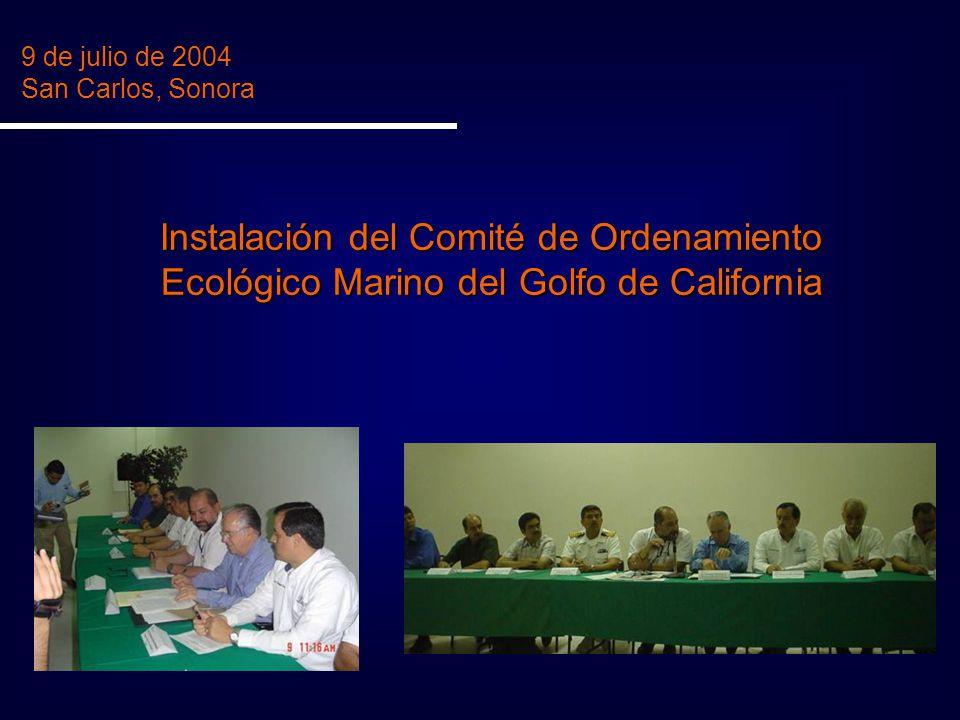 9 de julio de 2004 San Carlos, Sonora