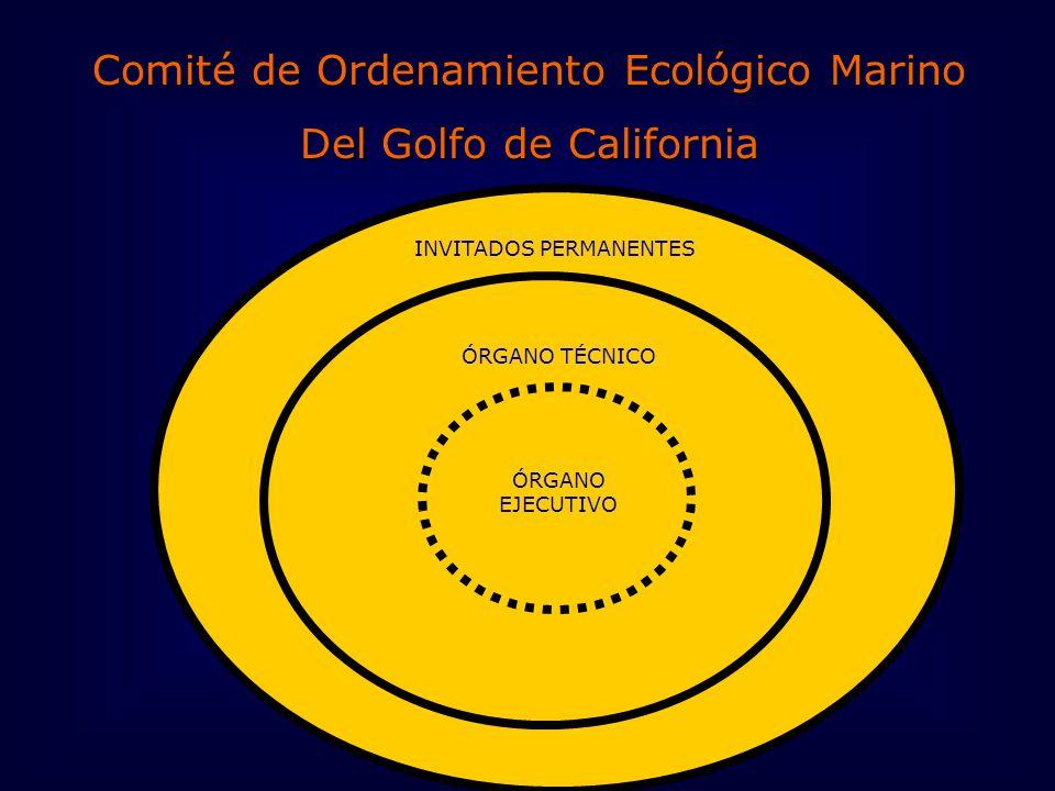 Comité de Ordenamiento Ecológico Marino Del Golfo de California