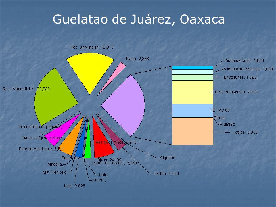 Guelatao de Juárez, Oaxaca