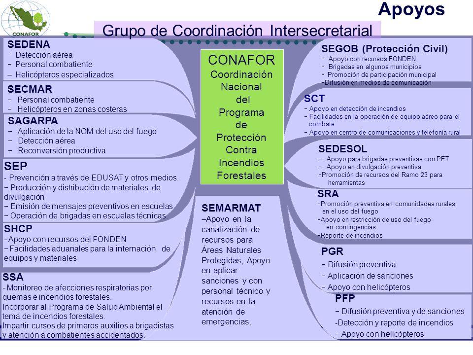Grupo de Coordinación Intersecretarial