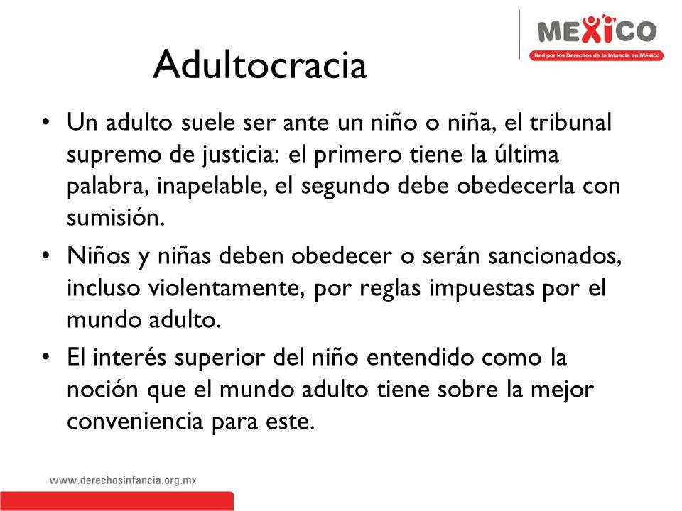 Adultocracia