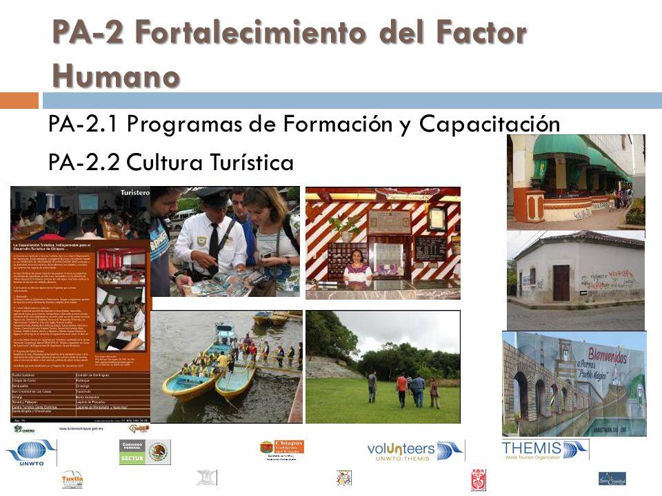 PA-2 Fortalecimiento del Factor Humano