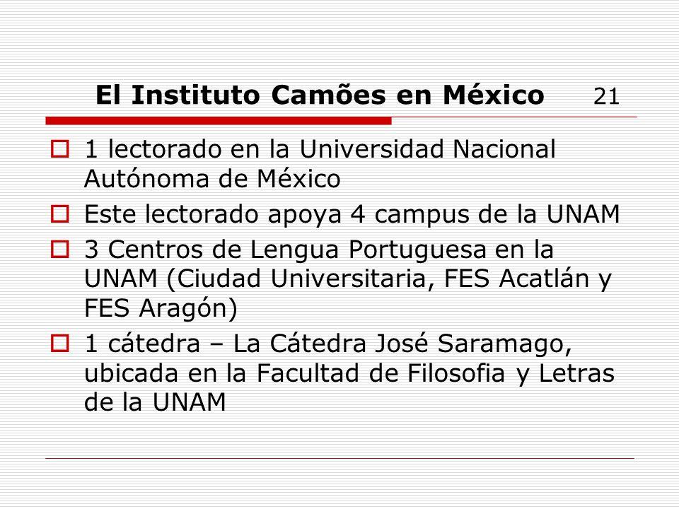 El Instituto Camões en México 21
