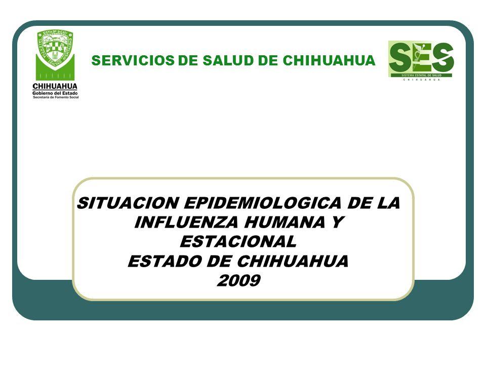 SERVICIOS DE SALUD DE CHIHUAHUA