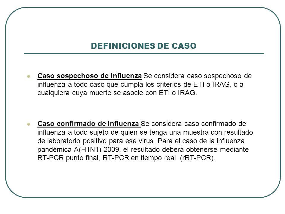DEFINICIONES DE CASO