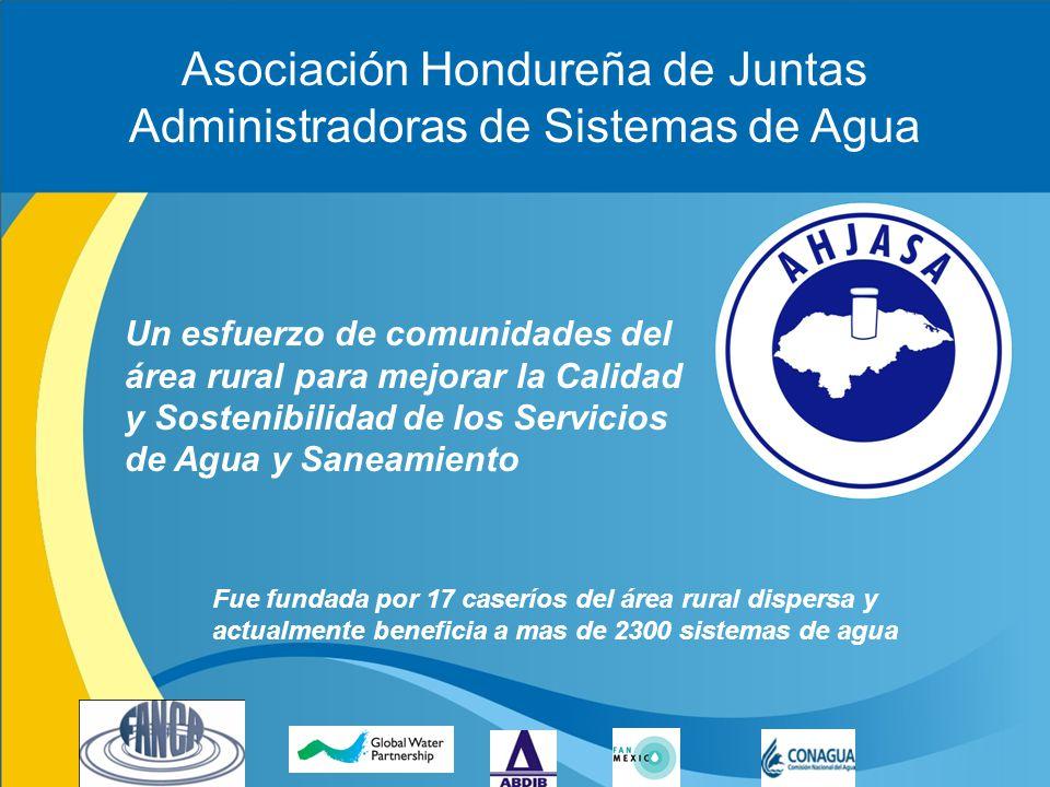 Asociación Hondureña de Juntas Administradoras de Sistemas de Agua