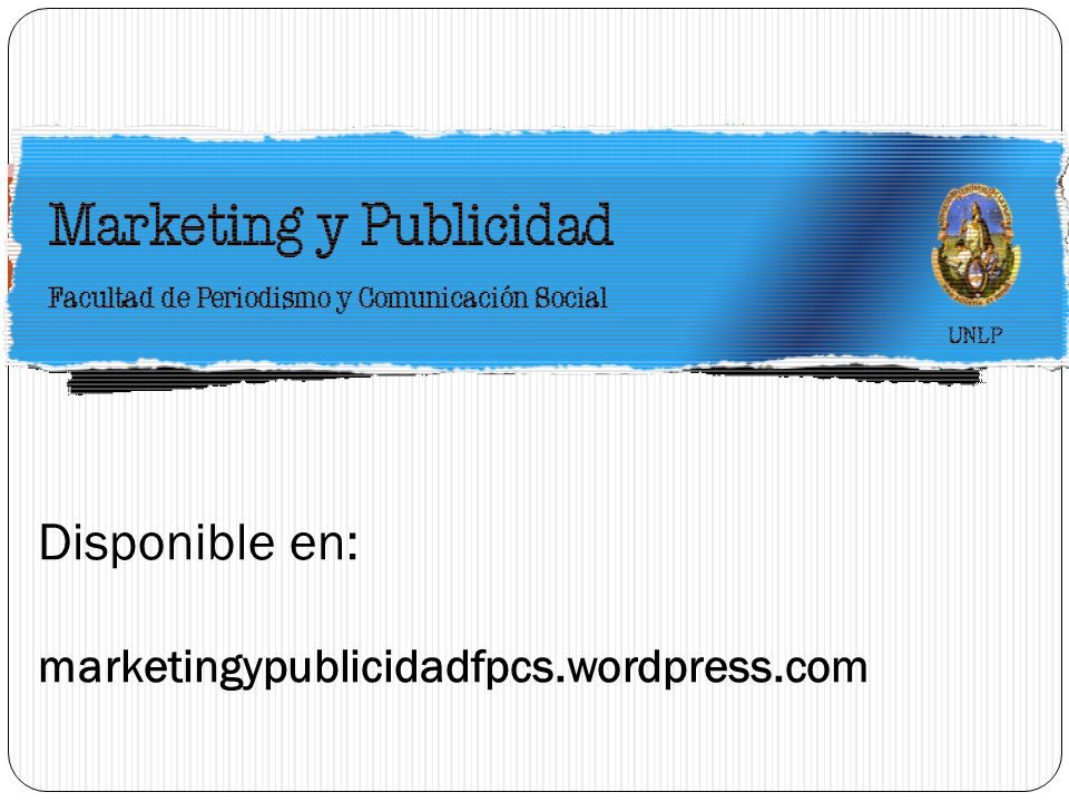 Disponible en: marketingypublicidadfpcs.wordpress.com