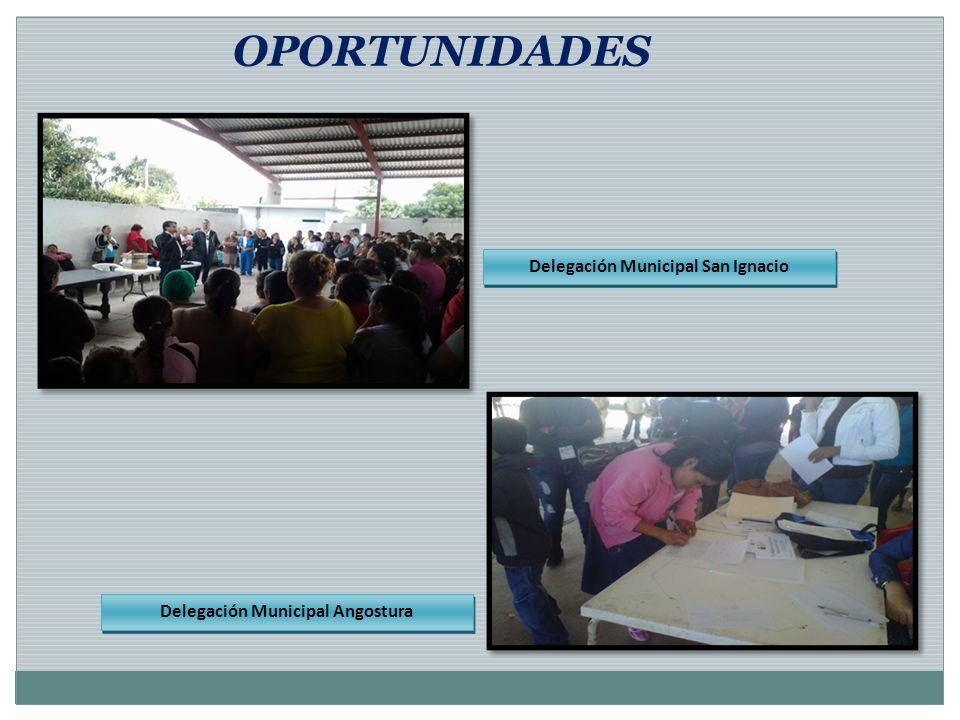 Delegación Municipal San Ignacio Delegación Municipal Angostura
