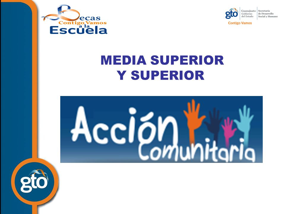 MEDIA SUPERIOR Y SUPERIOR