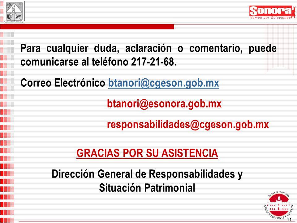Correo Electrónico btanori@cgeson.gob.mx btanori@esonora.gob.mx