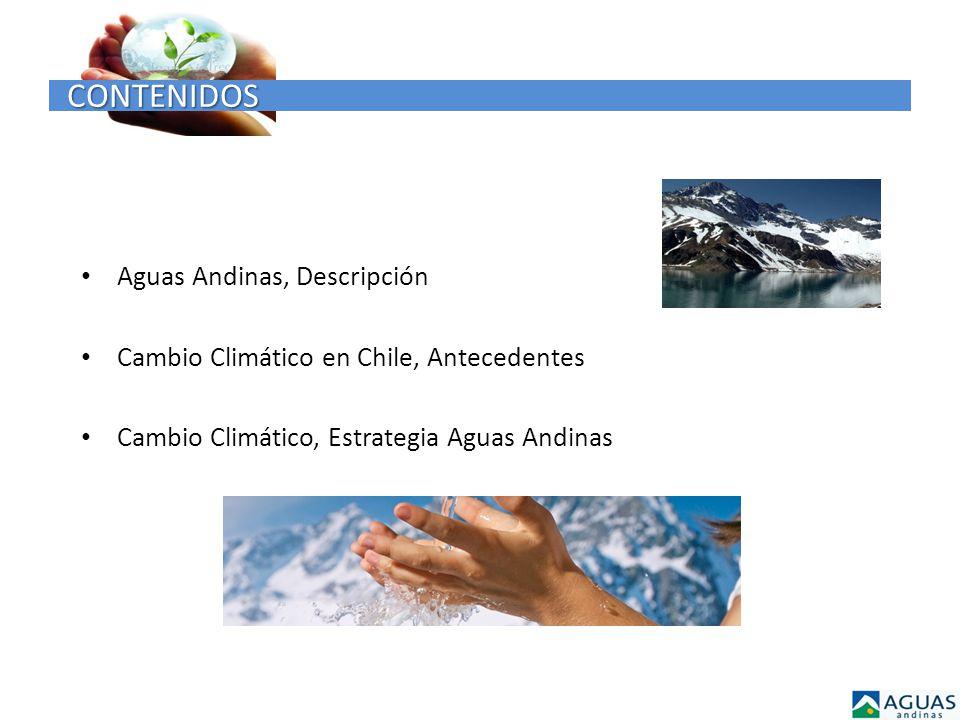 Contenidos Aguas Andinas, Descripción