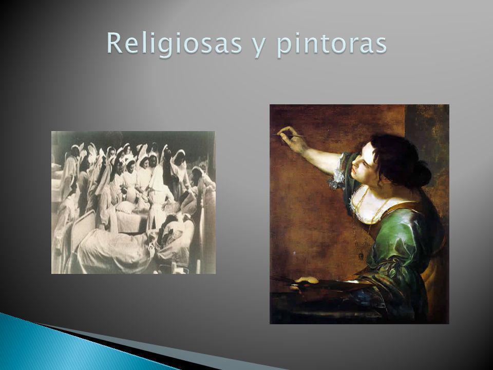Religiosas y pintoras