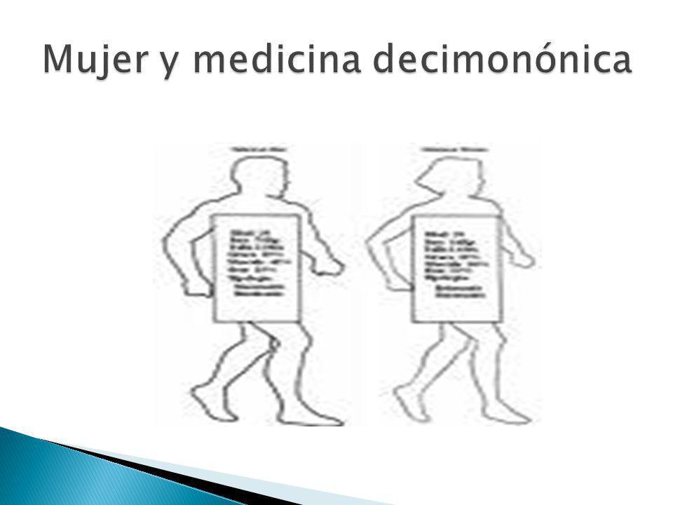 Mujer y medicina decimonónica
