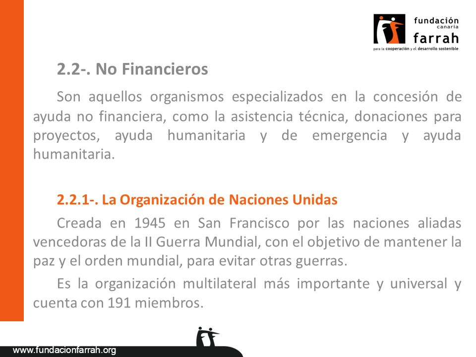 2.2-. No Financieros
