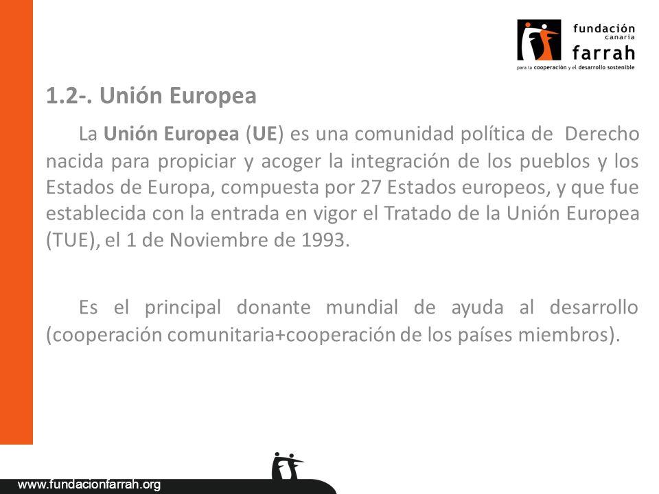 1.2-. Unión Europea