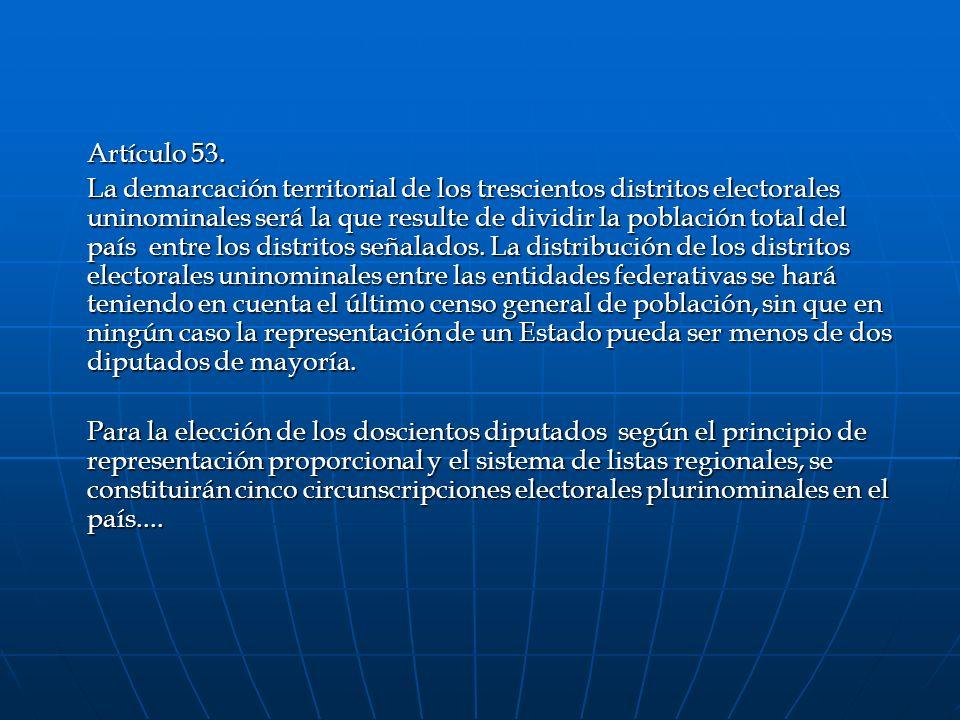 Artículo 53.