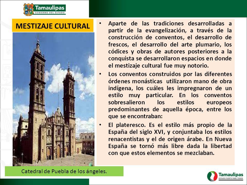 Catedral de Puebla de los ángeles.