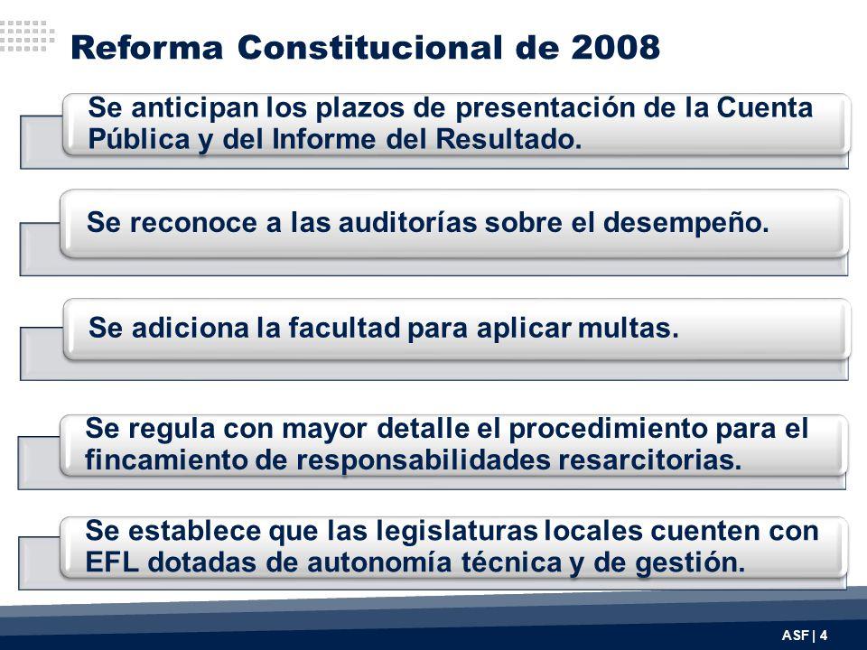 Reforma Constitucional de 2008