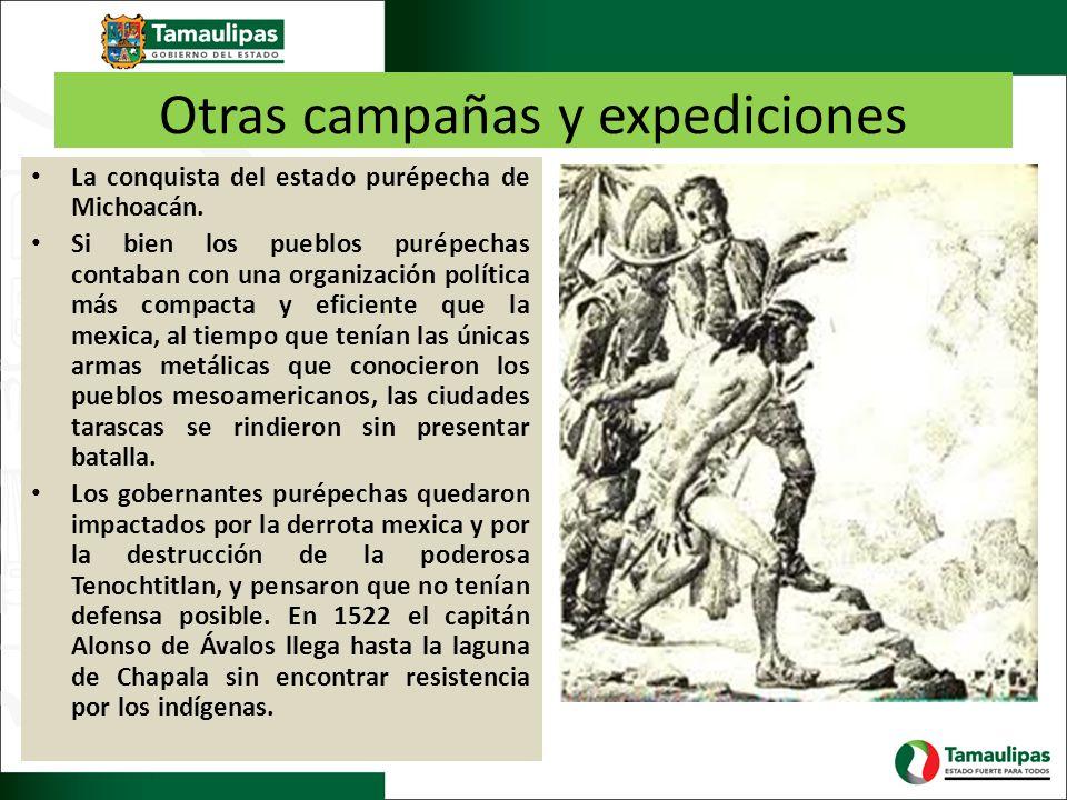 Otras campañas y expediciones