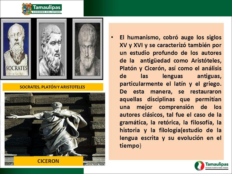 SOCRATES, PLATÓN Y ARISTOTELES.