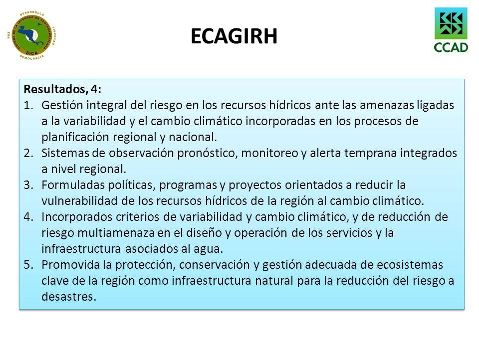 ECAGIRH Resultados, 4: