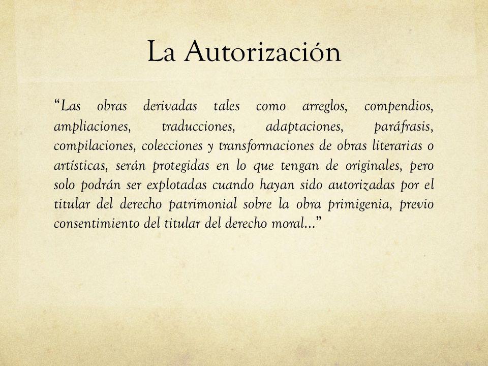 La Autorización