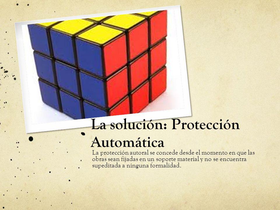 La solución: Protección Automática