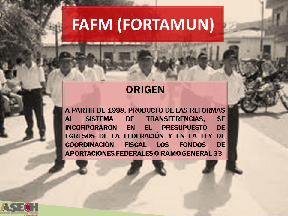 FAFM (FORTAMUN) ORIGEN