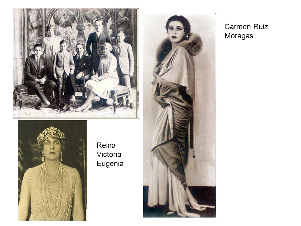 Carmen Ruiz Moragas Reina Victoria Eugenia