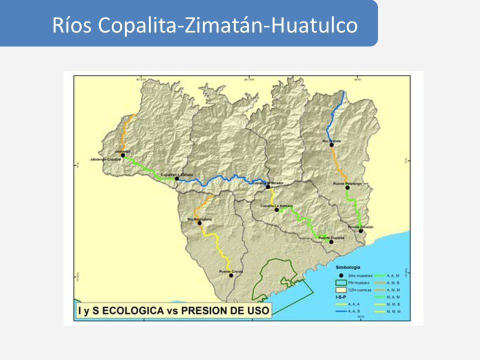 Ríos Copalita-Zimatán-Huatulco