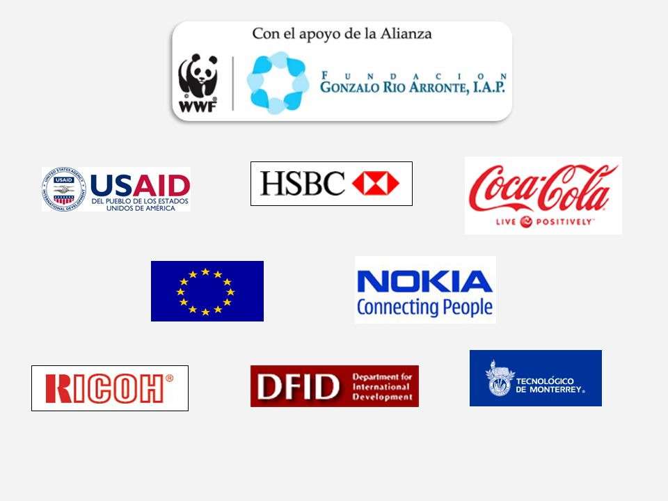This program is supported by the Fundación Gonzalo Rio and other donors like HSBC, Coke, USAID, Nokia,