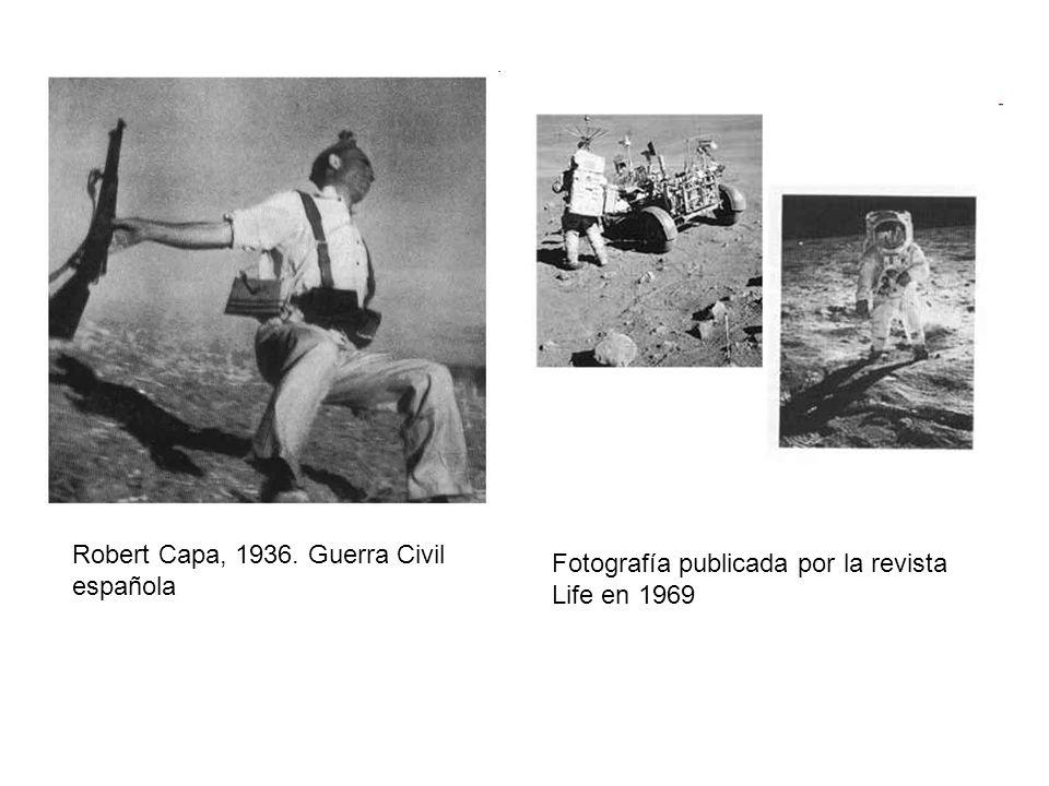 Robert Capa, 1936. Guerra Civil española