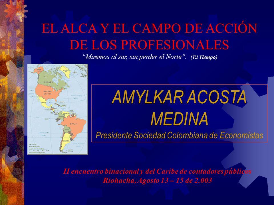 II encuentro binacional y del Caribe de contadores públicos
