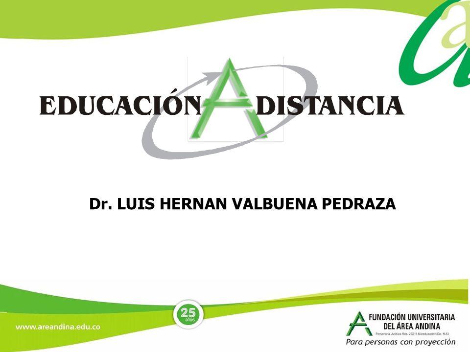 Dr. LUIS HERNAN VALBUENA PEDRAZA